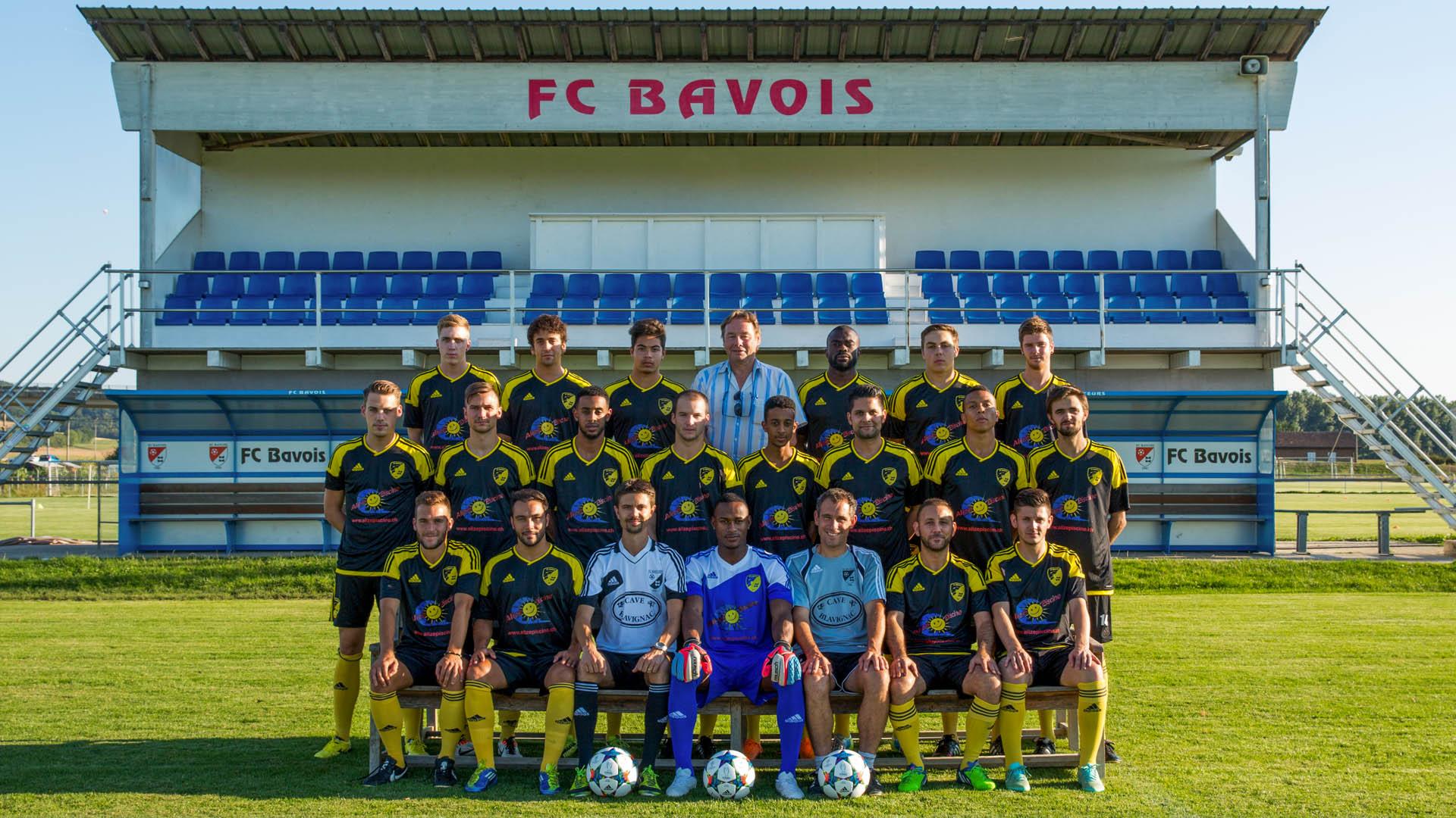 FC Bavois - Equipe 2 -3