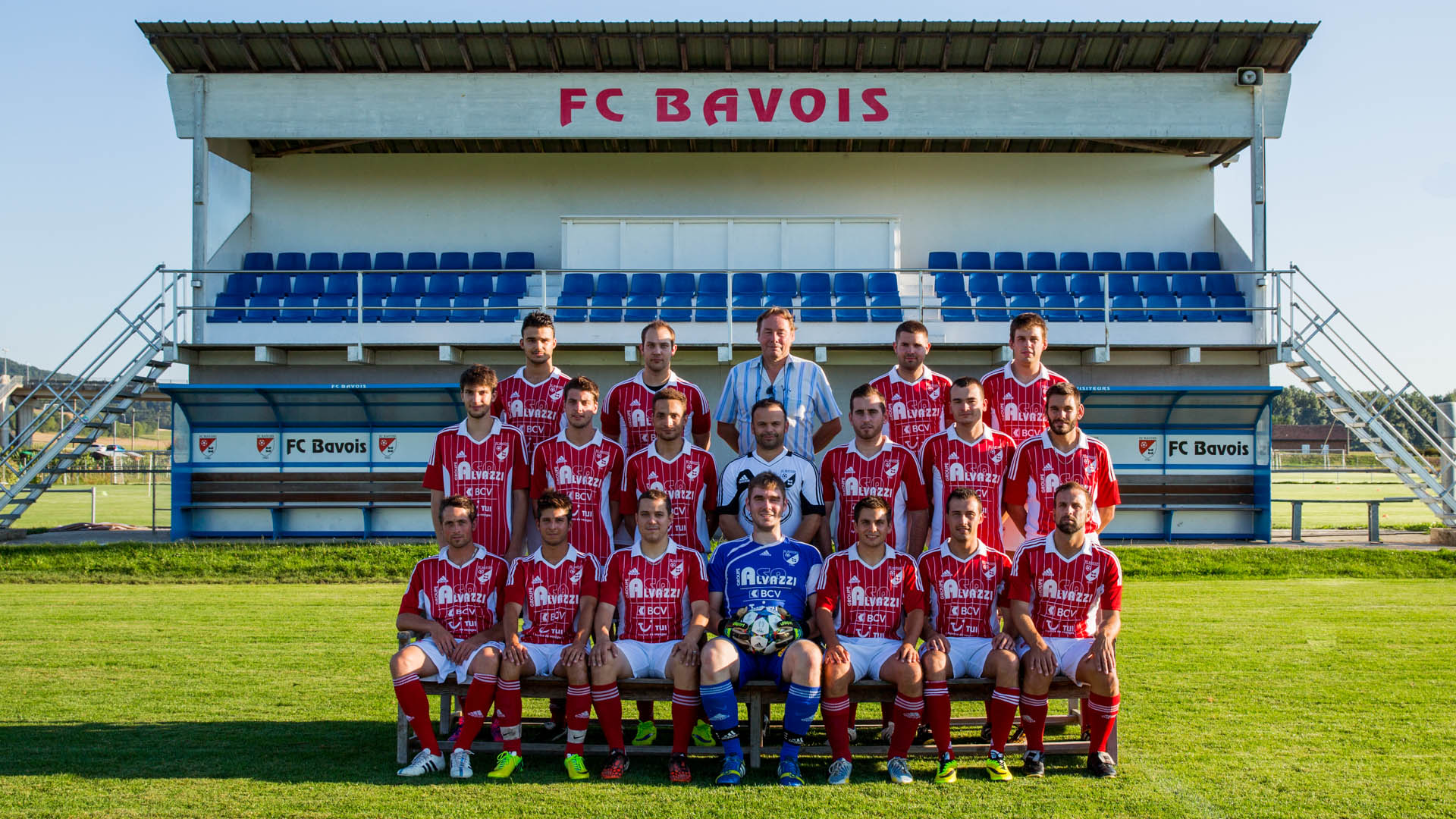 FC Bavois - Equipe 3 -3